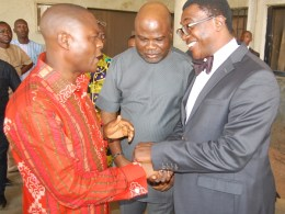 Hon Ivwurie Meets Commissioner for Energy and BEDC Over Ethiope East Electricity