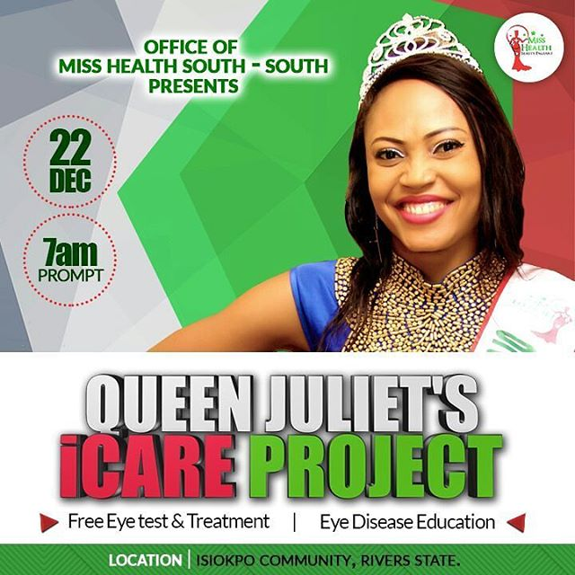 Queen Juliet Okoroafor