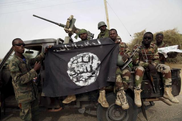 Abubakar Shekau Runs for His Life, Abandons Flag and Qur'an