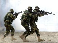 ECOWAS Soldiers