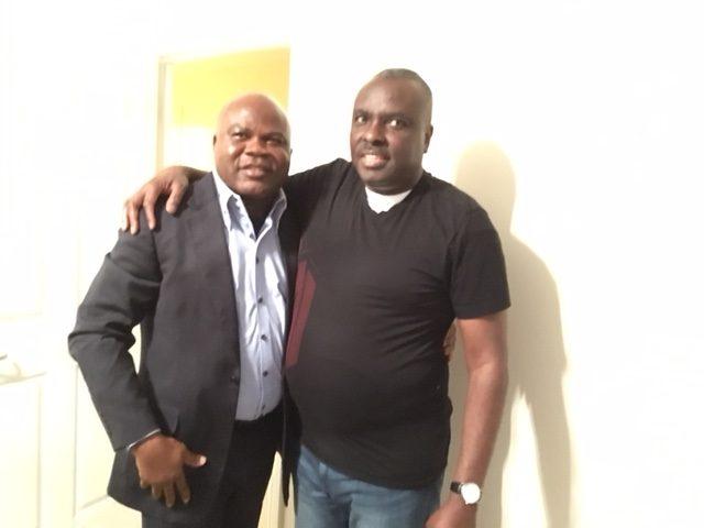 James Onanefe Ibori and Evance Ochuko Ivwurie