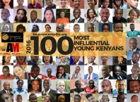 100 Most Influential Young Kenyans in 2016 by Avance Media