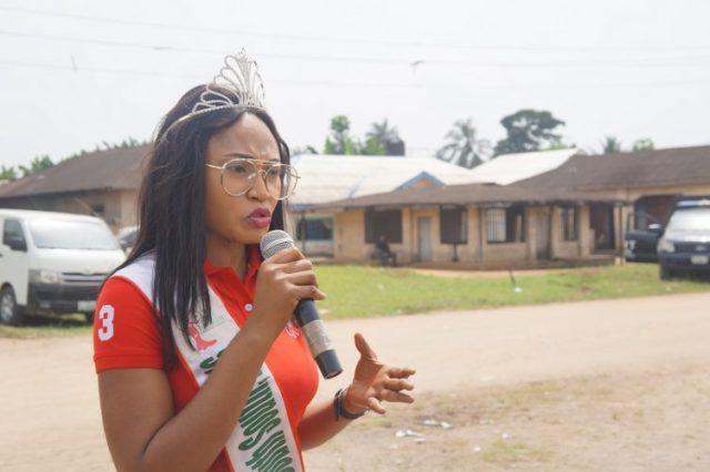 Queen Juliet Okoroafor