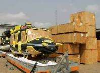 Seized Helicopters