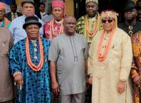 Wike and Rivers Traditional Rulers