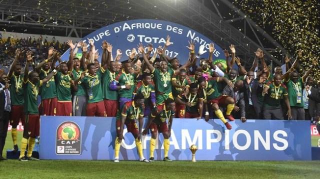Cameroon National Football Team