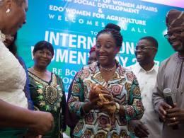 Mrs Besty Obaseki