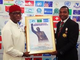 Mandela Medal Award