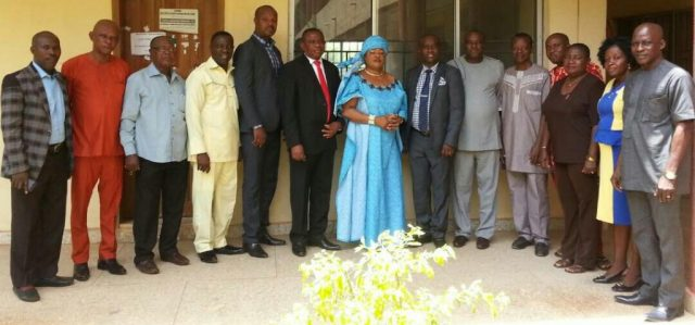 Delta State ministry of Commerce and Industry