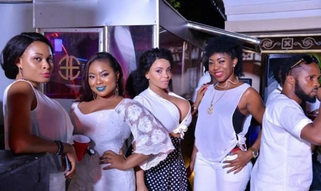 Asaba All White Party