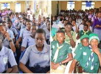 Delta State School Students