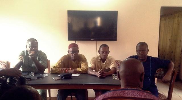 Idumuje-Ugboko Elders