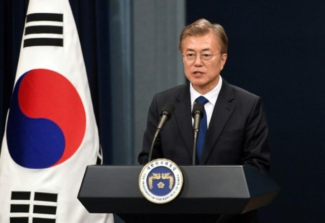 Moon Jae-In, South Korea's President
