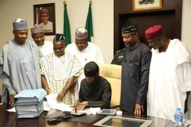 Nigeria 2017 Budget