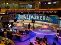 Qatar Broadcaster, Al Jazeera.