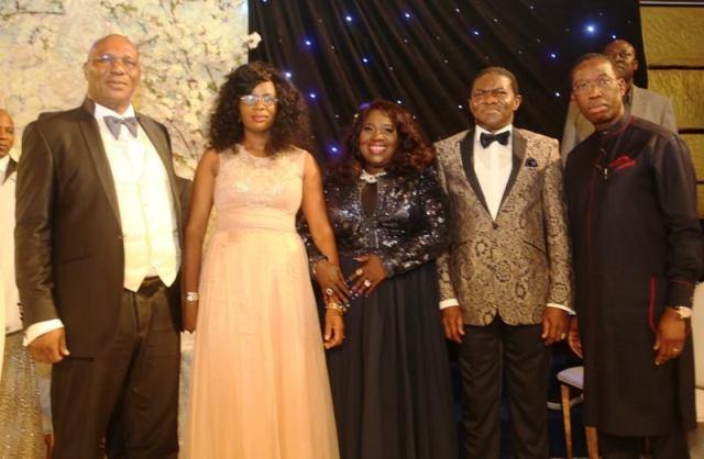 Okowa and Siji Dara of Christ Embassy Warri