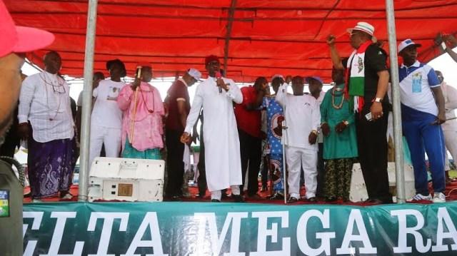 PDP Mega Rally