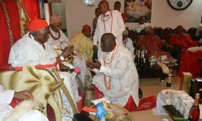 Urhobo Traditional Rulers
