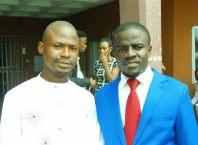 Comrade Ossai and Comrade Ezekiel