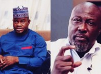 Yahaya Bello and Dino Melaye