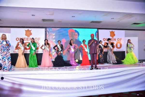 ASO Nigeria Beauty Pageant 2017