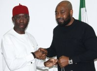 Okowa and Mohammed Bago