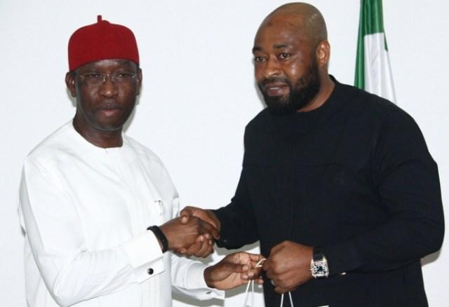 Okowa and Mohammed Bago
