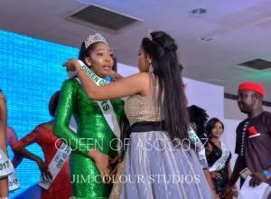 Faithfulness Kennedy, Queen of Aso Nigeria 2017