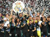 Real Madrid wins 2017 UEFA Super Cup