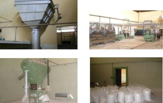 Uromi Cassavita Factory