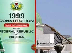 Nigeria Constitution Amendment