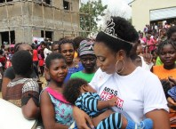 Health Queen Assist Benue Flood Victims