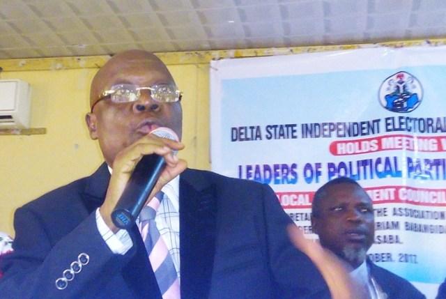 Mike Ogbodu - DSIEC Chairman