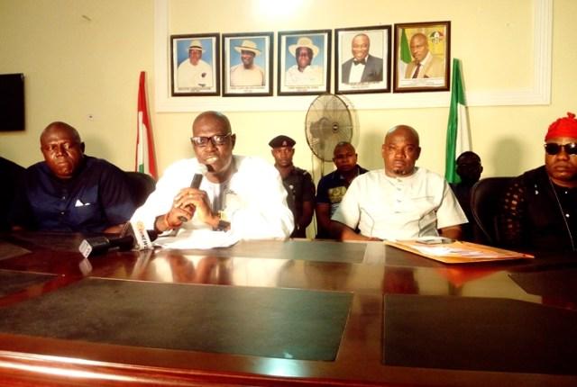 Delta State PDP Chairman Kingsley Esiso