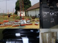 Installation of Broadcast and Transmitting Equipment at DBS Asaba