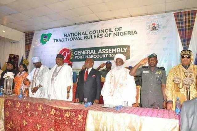 National Council of Traditional Rulers of Nigeria