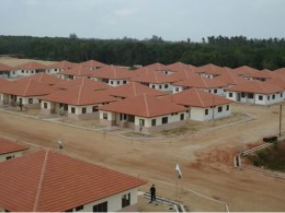 Typical Housing Units in Nigeria