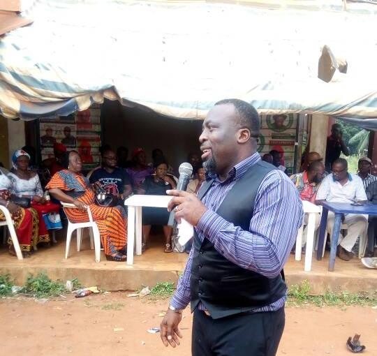 Commissioner, Directorate of Culture and Tourism, Mr Emmanuel Chinye