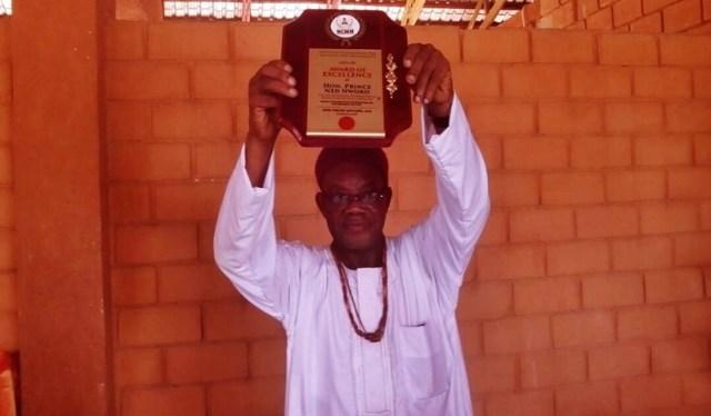 Ned Nwoko Award from National Museum Asaba