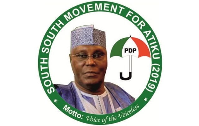 South South Movement for Atiku by Benjamin Ejiro Nomuoja