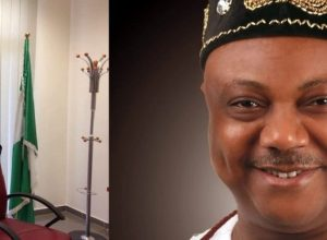 Delta State APC Chieftains; Senator Ovie Omo-Agege and Great Ogboru