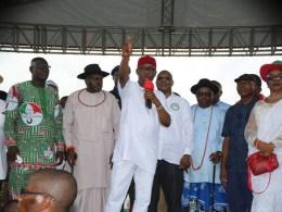 Delta South PDP Endorse Okowa