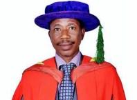 The Rector,Delta State Polytechnic, Ozoro, Prof. Job Akpodiete