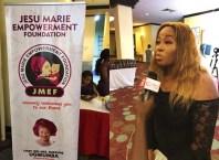 Founder, Jesu Marie Empowerment Foundation (JMEF), Rukevwe Ugwumba