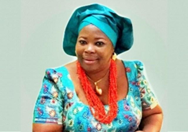 Founder of the Off the Hook Foundation, Mrs Ugoeze Nwamara-Ogbonna