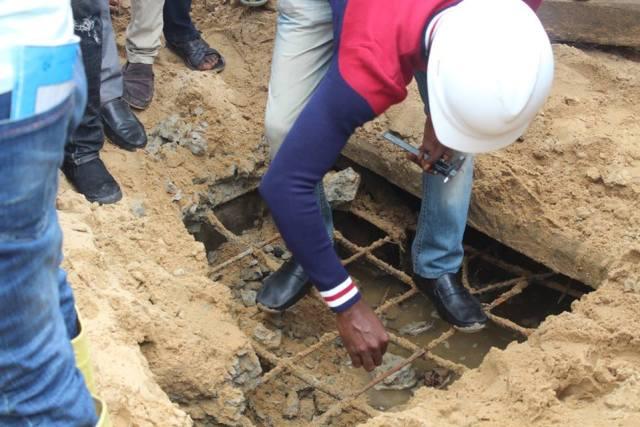 Ikpide-Irri Road Construction