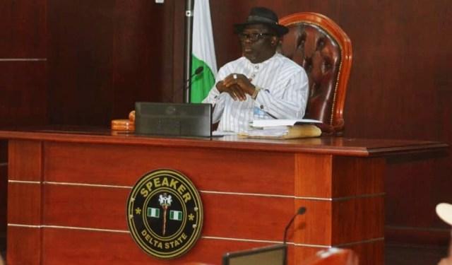Speaker, Rt. Hon. Sheriff Oborevwori