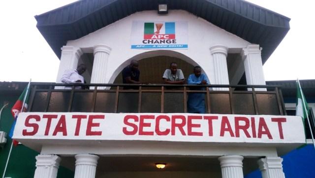 Delta State APC Secretariat