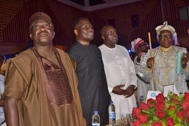 Delta State Felicitates With Baba Aladura