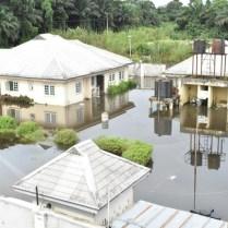 Flood Water Submerges Delta Deputy Speaker Community